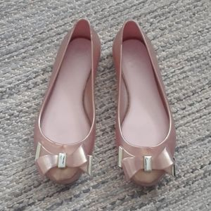 Mel by Melissa girls shoes size 1